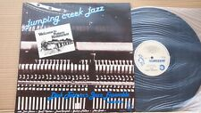DICK TATTAM'S JAZZ ENSEMBLE - JUMPING CREEK JAZZ OZ JAZZNOTE REC AUTOGRAPHED
