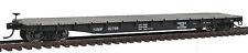HO Scale 53' AAR Flat Car - Norfolk & Western #32798 - WalthersProto #920-104106