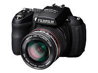Fujifilm FinePix HS Series HS20EXR 16.0MP Digital Camera - Black