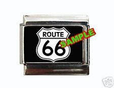 Route 66 #2 Custom Italian Charm USA Historic West