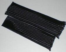 Geflechtschlauch Schutzschlauch auf Rolle schwarz Ø 20,0-28,0mm -50m