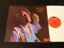 Jimi Hendrix - Hendrix In The West - 1972 Australia LP - CLEAN!