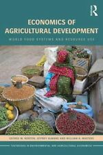 Economics of Agricultural Development : World Food Systems and Resource Use...