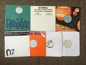 7x House / Dance Vinyl Records Bundle Collection Job Lot