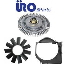 URO Fan Shroud Engine Blade Fan Clutch Kit for BMW 320i 323Ci 3225Ci 325xi 330i