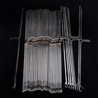 50x Strickmaschine Nadeln für Silver Reed Singer Studio SK280 SK360 SK580 SK840