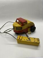 Vintage 1950s Nylint Battery Operated Elgin Street Sweeper King Steel Kids Toy