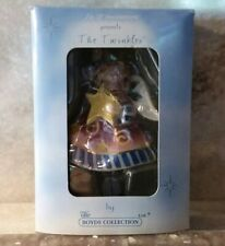 """Boyds Bears Christmas ornament The Twinkles collection """"Starla Shimmerwings"""""""
