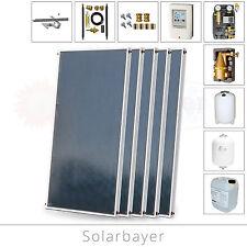 Solarbayer Solarset/Forfait solaire 10,10 m² Installation solaire pour