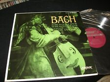 BACH°SUITE No.2&3<>ERNEST ANSERMET<>LP Vinyl~Canada Pressing<>LONDON CS 6243