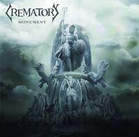 CREMATORY - MONUMENT  CD NEU