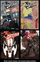 3rd Degree, The 1 2 3 4 Complete Set Run Lot 1-4 VF/NM