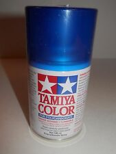 Tamiya Color for Polycarbonate 100 ml. Fluorescent Blue #Ps-38 New