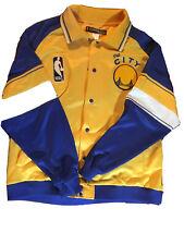 Golden State Warriors Hardwood Classics Reebok Warm Up Jacket