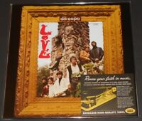 LOVE da capo USA LP new REMASTERED REISSUE SUNDAZED arthur lee
