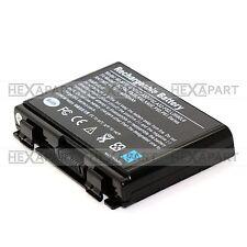 Batterie ASUS K6C11 F52 F82 F83S K40 K50 K60 K70 Series
