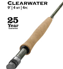 Orvis Clearwater 9' 4wt. Fly Rod NEW - Free Shipping in the US