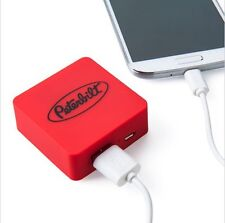 Peterbilt Motors Rubberized Power Portable USB Charger for Cell Phones, Laptops
