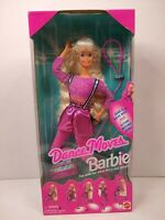 Vintage Dance Moves Barbie Bend & Move Body Barbie Doll 1994 Mattel 13083 NRFB