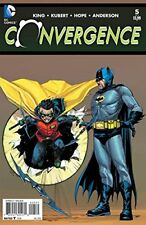 CONVERGENCE #5 1-IN-25 JEROME OPENA VARIANT DC NM 1st PRINT