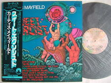 CURTIS MAYFIELD SWEET EXORCIST / JAPAN WITH OBI