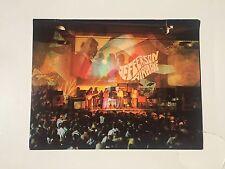 Jefferson Airplane 1967 Tour Program - MINT UNREAD+ Free -JA Loves You Button
