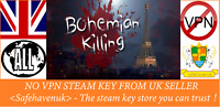 Bohemian Killing Steam key NO VPN Region Free UK Seller