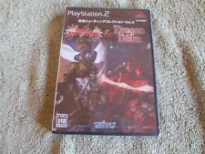 Psikyo Shooting Collection Vol 3. -- Sol Divide & Dragon Blaze (Sony PS2). New.