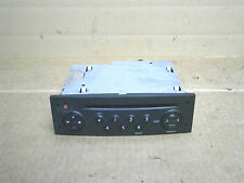 RENAULT MEGANE 2005 RADIO STEREO CD PLAYER UNIT 8200483757
