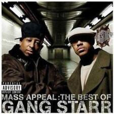 Gang Starr - Mass Appeal: The Best Of Gang Starr (Explicit) (NEW CD)