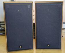 Pair of KEF Cresta II 2 Bookshelf Speakers Two Way 100W