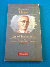 Otros Libros - En el balneario. Herman Hesse - LB875