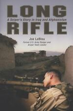 Long Rifle: A Sniper's Story in Iraq and Afghanistan-ExLibrary