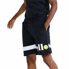 Ellesse Tallegro x Smiley  Bermudas Negro Hombre
