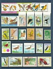 BIRDS Thematic STAMP Collection Including TUVALU Unmounted Mint Ref:TT490
