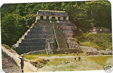Mexique - Registration Temple - Palenque