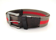 Trenery Original Leather Cotton Belt