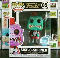 *LIMITED EXCLUSIVE* Funko POP! The Jetsons Sike-O-Shriner Spastik Plastik #05