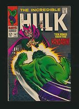 The Incredible Hulk #107, 7.5/VF-