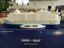 "NIB ROYAL CARIBBEAN /""BRILLIANCE of the SEAS/"" Cruise Ship 12/"" Model New in Box"
