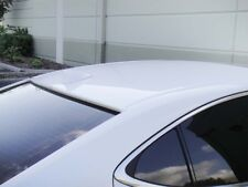 JR2 For 2015-2019 CADILLAC CTS Rear Window Roof Spoiler Unpainted