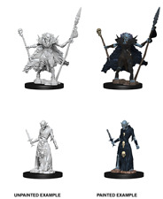 D&D Pathfinder Deep Cuts Unpainted Miniatures: Ghouls