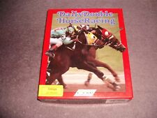 Daily Double Horse Racing BOXED Complete Amiga 500/+/600 Game