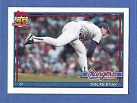 1990 Topps 40th Anniversary Nolan Ryan #1 Gem Mint Quality & Well Centered RARE!