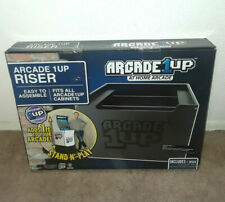 NEW Arcade 1Up Riser Only For Home Arcade Video Game Machine Cabinet FAST SHIP