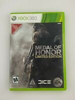 Medal of Honor Limited Edition - Xbox 360 Game - Tested