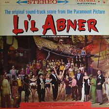 "Lil Abner - Melvin Frank - Gene de Paul 12 "" LP (P814)"