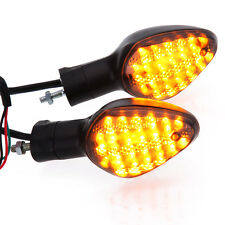 4x LED Front Rear Indicator Turn Signal Light For Honda CB 1000R 1300S  CBR600RR