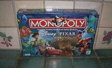DISNEY PIXAR EDITION MONOPOLY GAME