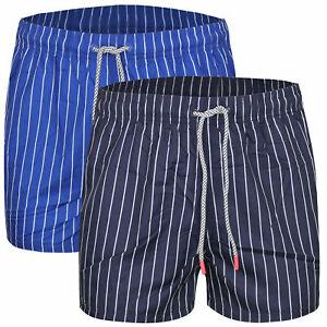 Costume Mare Uomo Bermuda Righe Boxer Pantaloncino Corto Vari Colori Novità Moda
